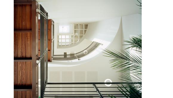 centre administratif cannet rocheville techni architecture. Black Bedroom Furniture Sets. Home Design Ideas